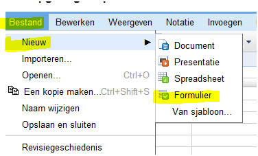 spreadsheetform